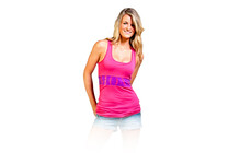 Mons Royale Women Sport Tank pink flirt